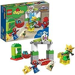 LEGO DUPLO Super Heroes Spider-Man vs. Electro - Juguete didactico de construcción y aventuras (10893)