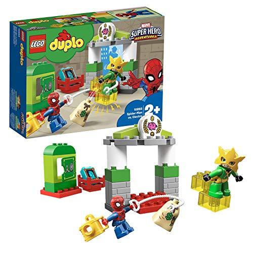 LEGO DUPLO Super Heroes Spider-Man vs. Electro - Juguete