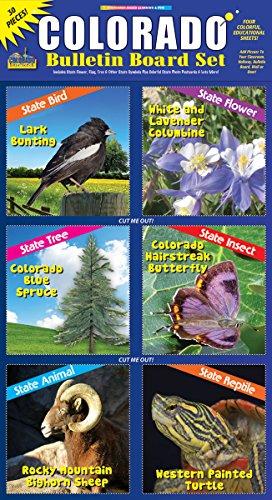 Colorado Bulletin Board Set