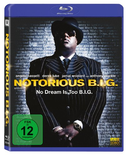 Notorious B.I.G. (Original Kinoversion + Extended Cut) [Blu-ray]