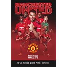 The Official Manchester United FC Annual 2019