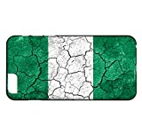 Coque iPhone 6 Plus & 6S Plus Drapeau NIGERIA 03