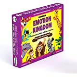 WondrBox learning and educational toy - Emotion Kingdom activity kit for 3-5 year old, Multicolor