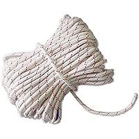 Osculati Polyester Ankerleine mit Kausch 40m Ø10mm Seil Leine Tau Tauwerk Auge