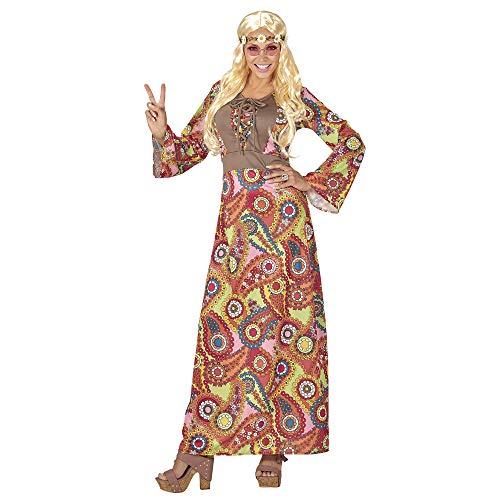 Widmann 06542 Erwachsenenkostüm Hippie, M (Französische Kostüm)