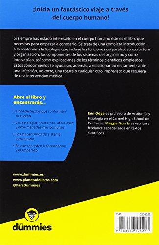 Anatomía y fisiología para Dummies libros de lectura pdf gratis ...