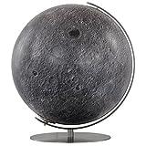 Columbus Verlag Columbus verlag87408140cm Mond und Sterne Sky Leuchtmittel Globe mit Metall Fuß