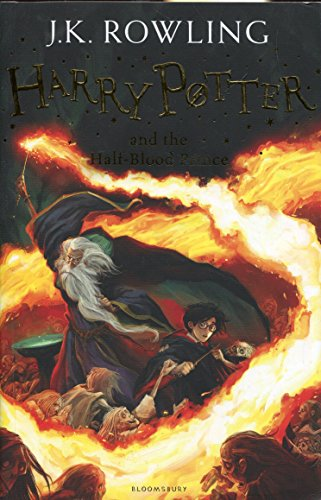 Harry Potter and the Half-Blood Prince: 6/7 por J.K. Rowling