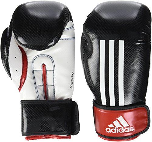 adidas Energy 200Boxhandschuhe Herren, Herren, Energy 200, Schwarz, Taille 14