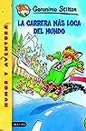 Stilton 06: La carrera más loca del mundo: Geronimo Stilton 6: 1 par Stilton