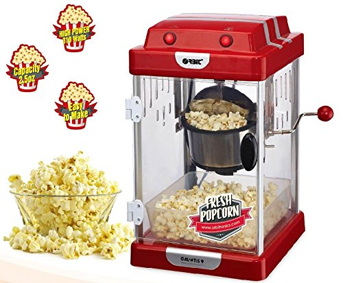518Kgsnh7fL - ORBIT® Cinema Style Popcorn Maker (Galantis)
