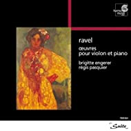 Ravel: Works for Violin and Piano