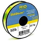 Rio Fly Angeln Fly Line Slick Shooter 115'Gewicht von jeweils orange Angelschnur, grün