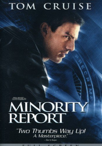Click for larger image of Minority Report [DVD] [2002] [Region 1] [US Import] [NTSC]