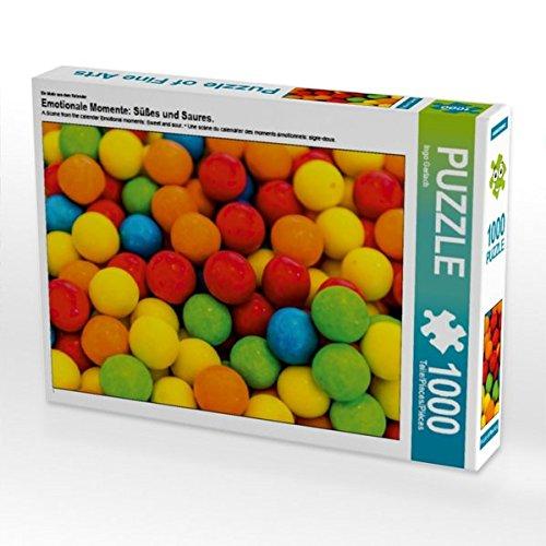 Ein Motiv aus Dem Kalender Emotionale Momente: Süßes und Saures. 1000 Teile Puzzle Quer