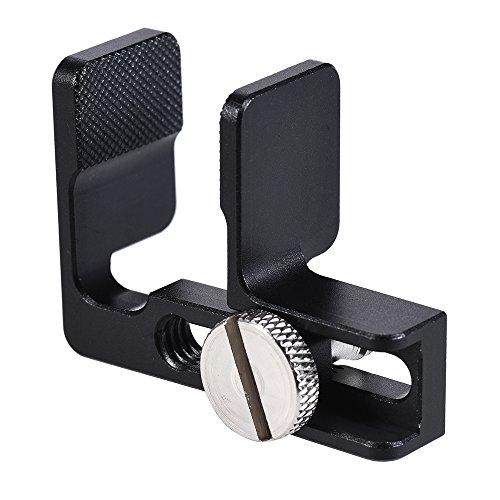 Andoer-2 Andoer Clip de Abrazadera de Cable HD Compatible con Jaula de Cámara Andoer para Cámaras Sony A6000 A6300 NEX7 ILD