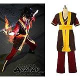 Sunkee avatar the Legend of Korra Zuko costume Cosplay , hecho a medida, tamaño:altura XXL (175cm-185cm) (por favor dénos su peso, altura, anchura de los hombros, la cintura, el busto y la cadera)