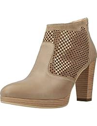 Amazon.fr   été - Beige   Bottes et bottines   Chaussures femme ... 0b414d9b732a