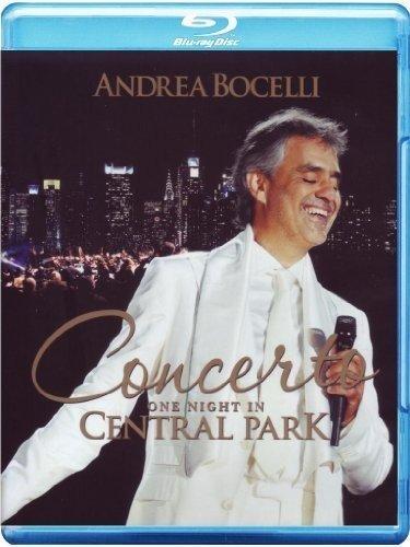 Andrea Bocelli - Concerto: one night in Central Park [Blu-ray] [IT Import]