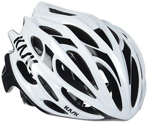 Kask Unisex CHE00044  Mojito16 Helm,  mehrfarbig(weiß / schwarz),59 - 62 cm (L)