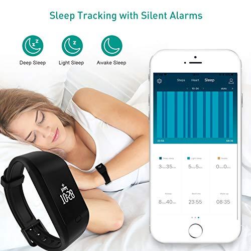 Zoom IMG-3 fitpolo bracciale fitness orologio activity