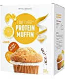 Body Attack Low Carb Protein Muffin, Backmischung Lemon, (2x 150 g)