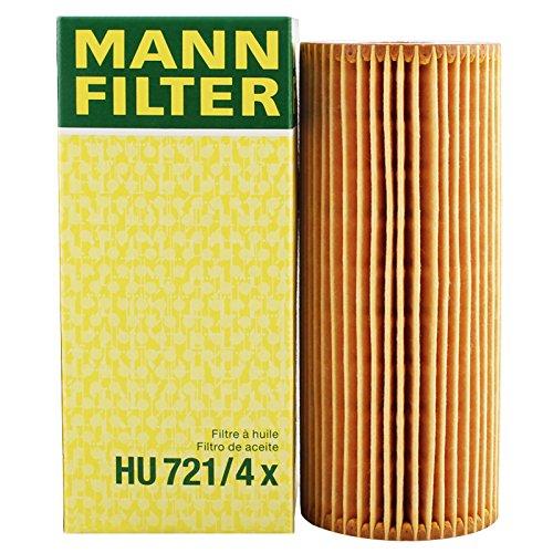 Preisvergleich Produktbild Mann Filter HU 721/4 X Oelfilter