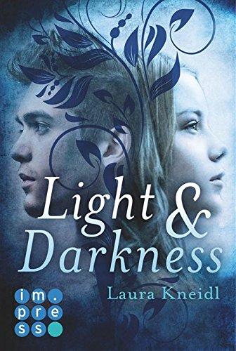 Buchseite und Rezensionen zu 'Light & Darkness' von Laura Kneidl