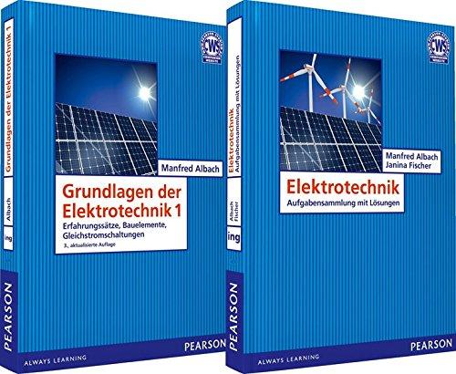 VP Grundlagen der Elektrotechnik 1 + Übungsbuch: Erfahrungssätze, Bauelemente, Gleichstromschaltungen (Pearson Studium - Elektrotechnik) - Gleichstrom-grundlagen