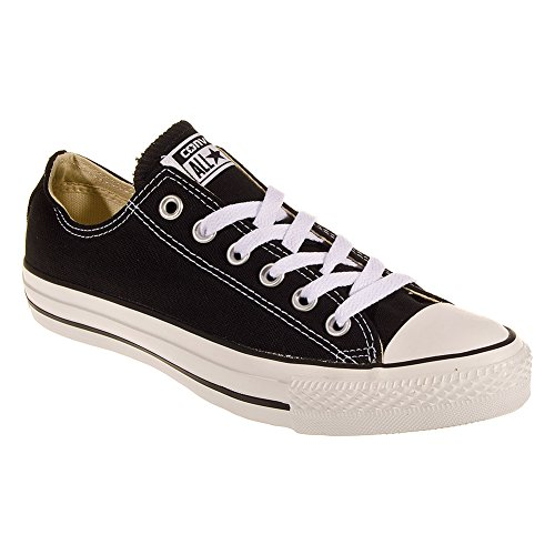 Converse Ctas Core Ox, Baskets mode mixte adulte Noir (Nero)