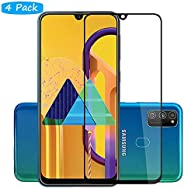 FanTing for Samsung Galaxy M31 Screen Protector,[9H Hardness,Full Coverage,No bubbles and fingerprint],Scratch