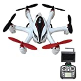 Wltoys Q282G FPV 2.4GHz 4-CH 6-Axis Gyro with 2.0MP Camera RC Quadcopter (Mode 2) RTF White