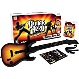 Guitar Hero: World Tour - Guitar Bundle (Wii) by ACTIVISION