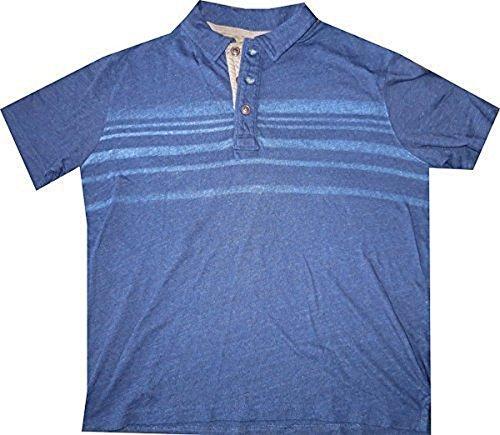 Poloshirt für den Herren von Eddie Bauer Mavy