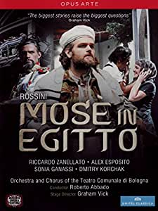 Gioachino Rossini - Mosè in Egitto
