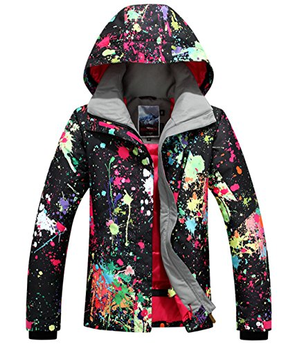 APTRO Womens High Windproof Technology Colorfull Printed Ski Jacket Style  897 Size S The North Face® ... ee1016f08
