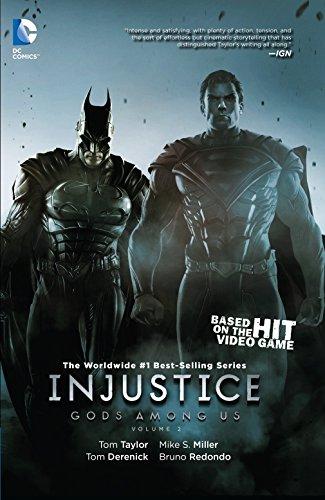 Injustice Gods Among Us - Volume 2 por Tom Taylor
