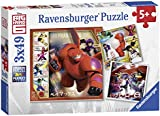 Ravensburger Disney Big Hero 6 3x49 Puzzles