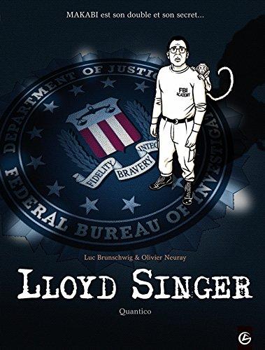 Lloyd Singer - volume 4 - Quantico