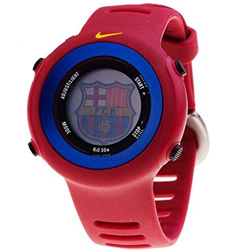 NIKE 47314 – Reloj Unisex movimiento de cuarzo con correa de caucho