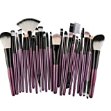Soft Make Up Brush Set Mingfa 25pcs Synthetic - Best Reviews Guide