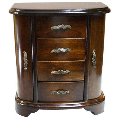Joyero-de-madera-armario-con-puertas-laterales-cajones-y-espejo-Mod2308-23-x-27-cm