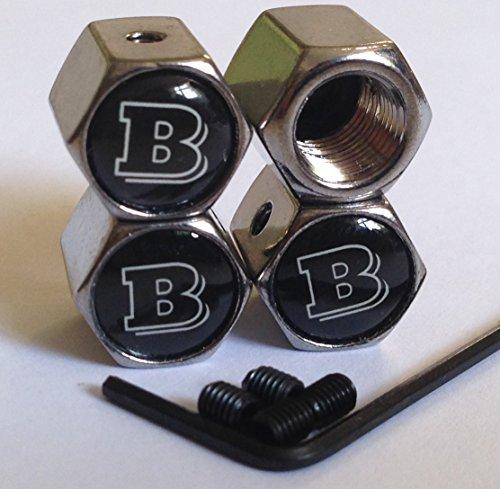 brabus-mercedes-benz-cromado-anti-robo-aleacion-valvulas-de-los-neumaticos-de-conducto-cubierta-por-