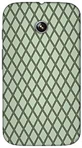 Timpax protective Armor Hard Bumper Back Case Cover. Multicolor printed on 3 Dimensional case with latest & finest graphic design art. Compatible with Motorola Moto -E-1 (1st Gen )Design No : TDZ-22454