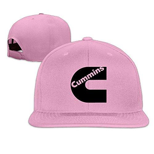 negro-cummins-cool-de-beisbol-sombreros-rosado