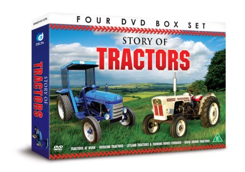 Story of Tractors [DVD] [UK Import]