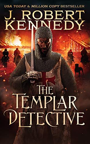 The Templar Detective (The Templar Detective Thrillers Book 1) (English Edition)