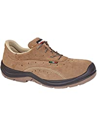 'Zapato Seguridad de Trabajo Roy S1P Happy U-Power Beige Size: 43