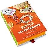 Bijoux en origamis