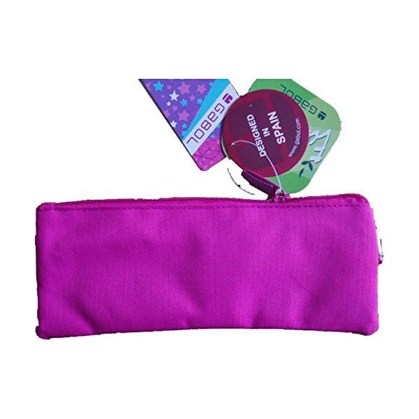 GABOL – Portatodo simple gabol Estela Rosa, color Rosa